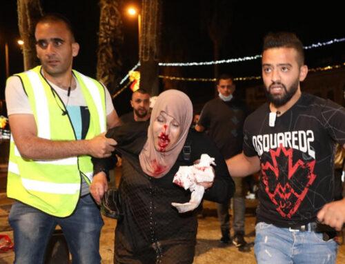 Արևելյան Երուսաղեմում շարունակվում են անկարգությունները. տուժել է 90 մարդ