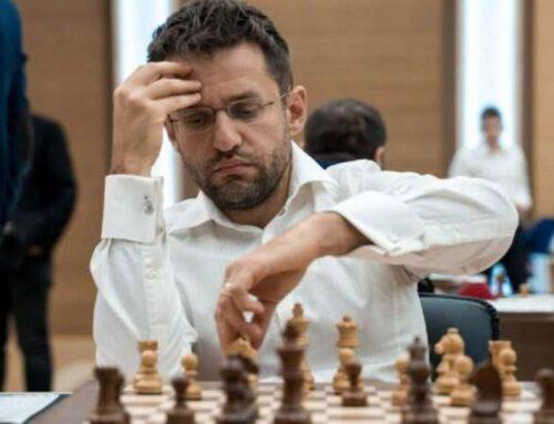 Արոնյանը New in chess առցանց մրցաշարում զբաղեցրել է 4-րդ տեղը