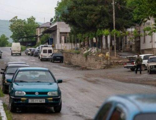 Կարմիր Շուկայի և Շոշի բնակիչներին անհանգստացնում է ադրբեջանական շարասյունների շարժը. sputnik Armenia
