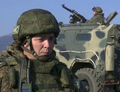 Խաղաղապահները Լեռնային Ղարաբաղում ականազերծել են շուրջ 2082 հա տարածք