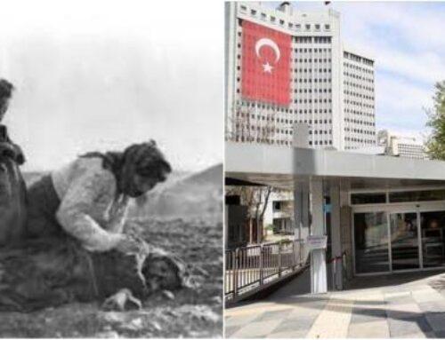 Թուրքիայի ԱԳՆ-ն դատապարտում է Լատվիայի կողմից Հայոց ցեղասպանության ճանաչումը