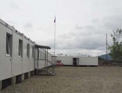 ԼՂ-ում խաղաղապահների համար 30 բլոկ-մոդուլային քաղաքի շինարարությունն ավարտվել է