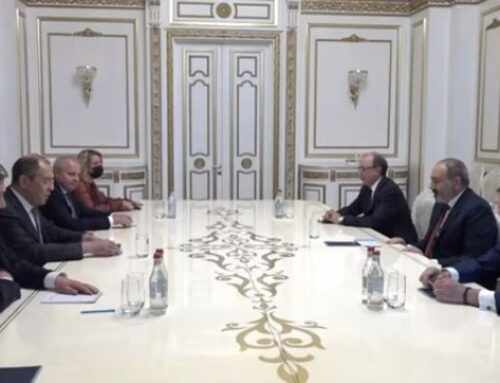 Կասկած չկա, որ ՌԴ-ն շարունակելու է ապահովել ՀՀ անվտանգությունը. Լավրով