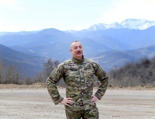 Ալիևը հրամանագիր է ստորագրել Շուշին Ադրբեջանի մշակութային մայրաքաղաք հռչակելու մասին