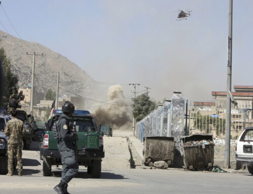 Քաբուլում պայթյունի հետևանքով զոհվել է 15 մարդ
