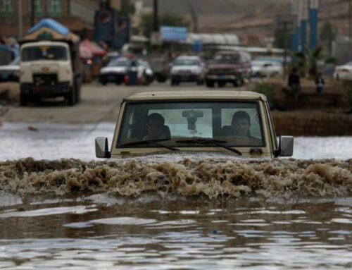 Իրանում ջրհեղեղի պատճառով 10 մարդ է մահացել