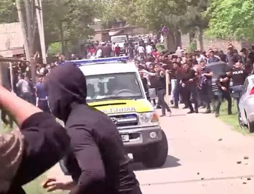 Վրաց-ադրբեջանական բախումները սկսվել են այն բանից հետո, երբ տեղի ադրբեջանցի խանութպանը հրաժարվել է վրաց երիտասարդին պարտքով գարեջուր տալ
