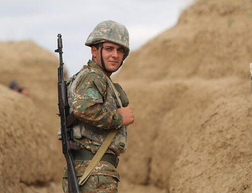 Հայ-ադրբեջանական սահմանին միջադեպեր չեն արձանագրվել. ՀՀ ՊՆ