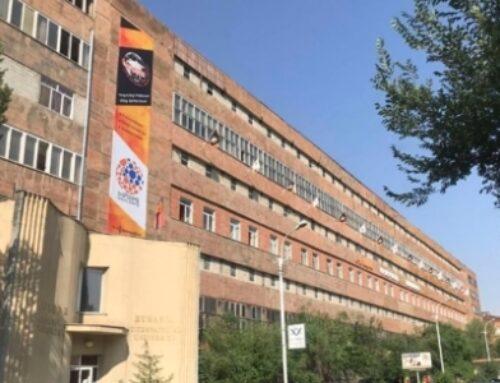 Վիճաբանություն-ծեծկռտուք Երեւանում գործող «Եվրասիա» միջազգային համալսարանում