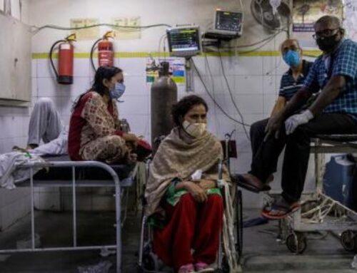 Հնդկաստանում կորոնավիրուսով վարակման դեպքերի թիվը հասել է 24 միլիոնի