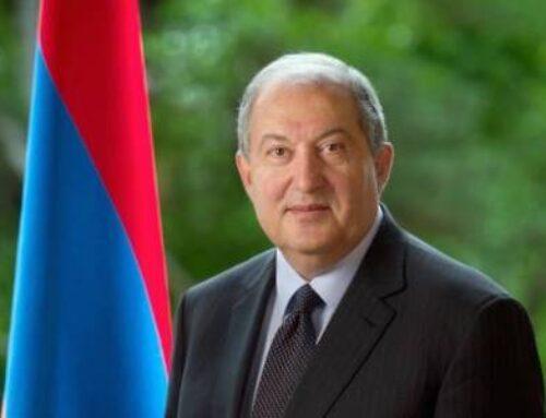 Արմեն Սարգսյանը մայիսի 8-ից կգտնվի կարճատեւ արձակուրդում, որը կանցկացնի Մոսկվայում