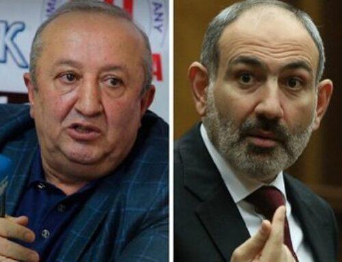«168 ժամ». Մովսես Հակոբյանին չի կարելի, իսկ Փաշինյանին կարելի՞ է
