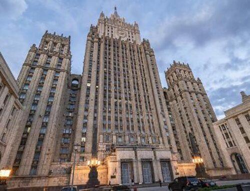 ՌԴ ԱԳՆ. Որպես միջադեպի լուծում՝ տեսնում ենք հայ-ադրբեջանական սահմանի սահմանազատման եւ սահմանագծման գործընթացի մեկնարկը