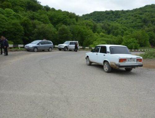 Վթար Ստեփանակերտ-Դրմբոն ավտոճանապարհին. կա վիրավոր