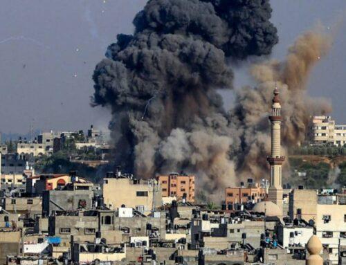 Իսրայելի բանակը հաստատել է, որ ավիահարված է հասցրել Գազայի հատվածում բարձրահարկ շենքի ուղղությամբ, որտեղ տեղակայված են մի շարք ԶԼՄ-ների գրասենյակներ