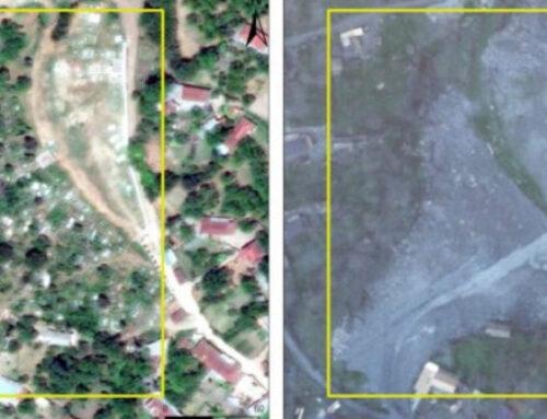 Թաղավարդ և Մեծ Թաղեր գյուղերի գերեզմանատները ոչնչացնելու վերաբերյալ հրապարակումներն ուղարկվել են ԱՀ ոստիկանություն
