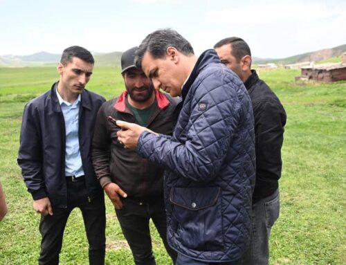 Հովիվներն ասել են, որ մայիսի 12-13-ին կենդանիներին արածացնելու ժամանակ նկատել են ադրբեջանական զինվորականների․ ՀՀ ՄԻՊ-ը Գեղարքունիքում է