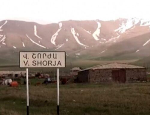 «Փոփոխություն չկա, ամեն ինչ նույնն է, այս պահին բանակցություններ չեն ընթանում». Վերին Շորժայի գյուղապետ
