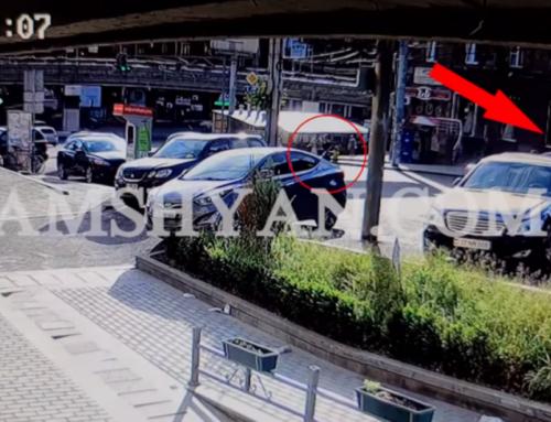 Երևանում տեսախցիկն արձանագրել է տատիկի, նրա աղջկա և թոռան վրաերթի պահն ու ավտովթարը. պարզվել է վիրավորների ինքնությունը