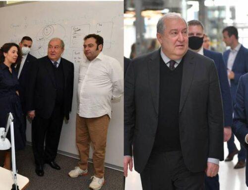 Աշխատանքային այցով 6 օր ՌԴ-ում գտնված Արմեն Սարգսյանը որևէ պաշտոնական ընդունելության չի արժանացել, իսկ Հայաստան վերադառնալուց հետո օպերային երգչուհու է պարգևատրել
