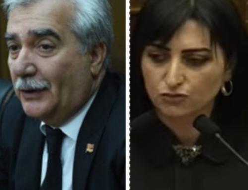 Մի ստեք․ Վիճաբանություն՝ Անդրանիկ Քոչարյանի ու Թագուհի Թովմասյանի միջև (տեսանյութ)