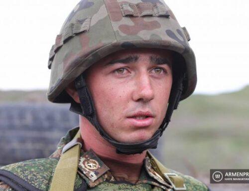 ՀՀ պետական սահմանի արևելյան հատվածի մարտական դիրքերում կանգնած են լեգենդար ջոկի հրամանատարներ