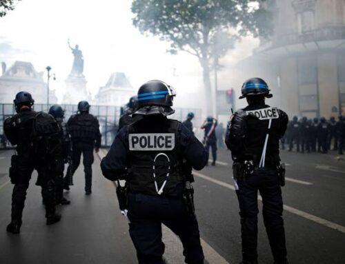 Փարիզի ոստիկանությունը արցունքաբեր գազի միջոցով ցրել է երիտասարդների անօրինական երեկույթը