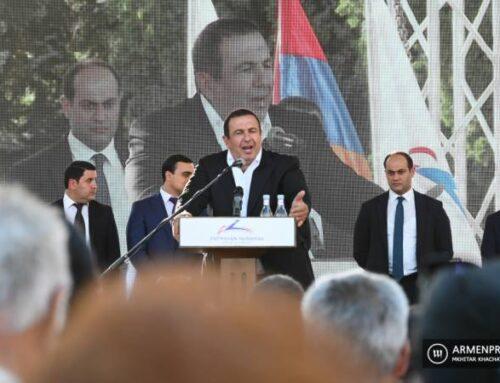ԲՀԿ-ն հունիսի 17-ին Ազատության հրապարակում կանցկացնի հանրահավաք