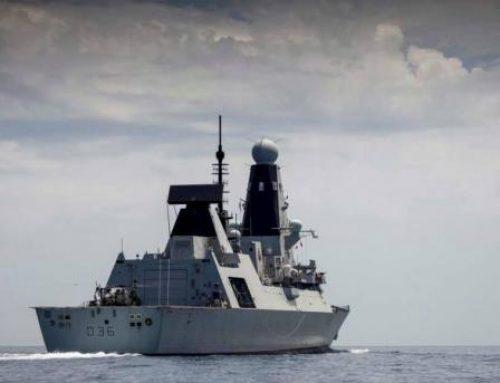 Բրիտանիայում հերքել են իրենց ռազմանավի՝ ռուսական ջրերը մտնելու մասին լուրերը