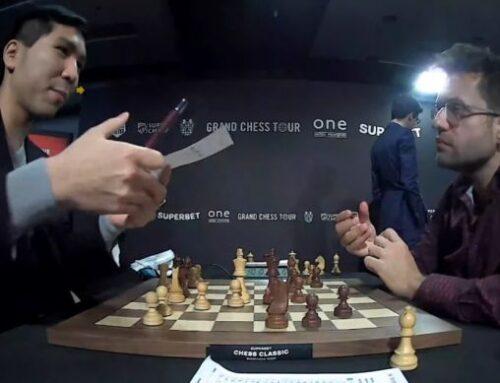 Grand Chess Tour․Լեւոն Արոնյանը ոչ ոքի խաղաց Ուեսլի Սոյի հետ