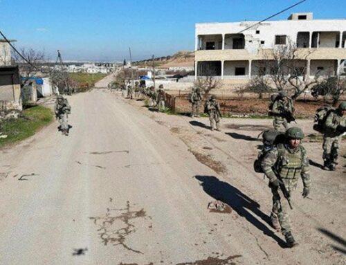 Սիրիայում Թուրքիայի ԶՈՒ և Սիրիայի դեմոկրատական ուժերի փոխհրաձգության հետևանքով զոհվել է 8 խաղաղ բնակիչ