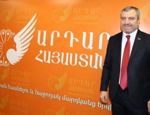«Արդար Հայաստանը» 4 ամսվա կյանք ունի, 4000 ձայնը գալիս է վկայելու, որ շատ անելիքներ ունենք