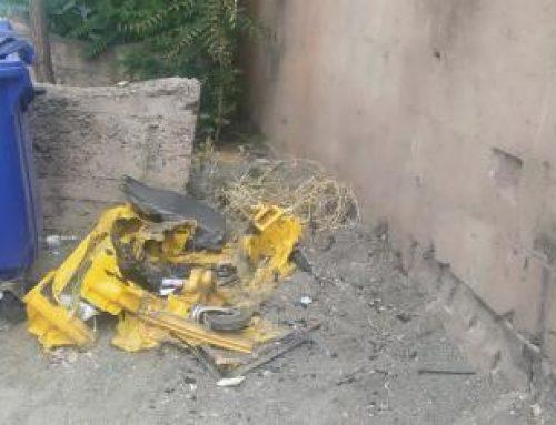 Երևանում թափոնների տեսակավորման 135 կետից անհետացել է 21 թափոնաման, վնասվել՝ 5 –ը