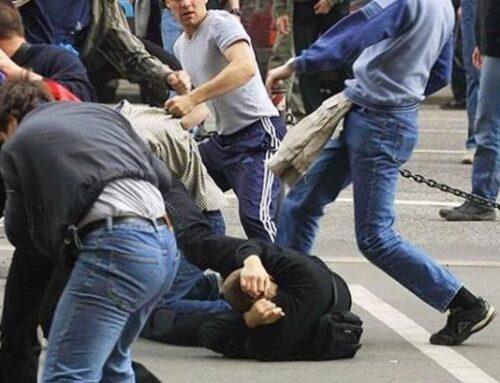Ծեծկռտուք Երևանում, քաղաքացին «գլխի գագաթային սալջարդ» ախտորոշմամբ դիմել է բժշկական կենտրոն