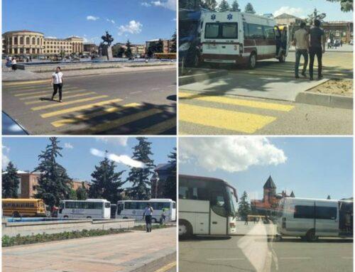 Գյումրին բոյկոտում է ազգադավ Նիկոլի հանրահավաքը Երևանում․ Գագիկ Համբարյան