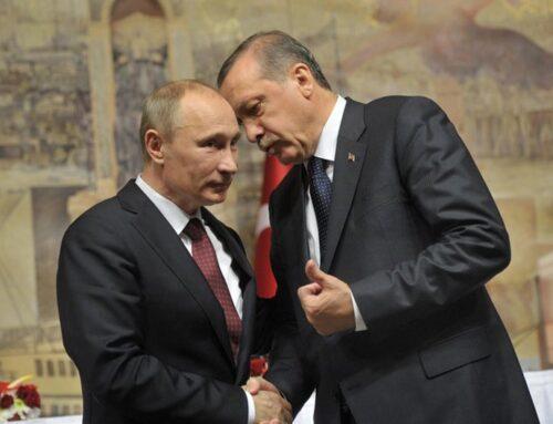 Էրդողանը հայտարարել է՝ հանդիպելու է Ռուսաստանի նախագահ Պուտինի հետ
