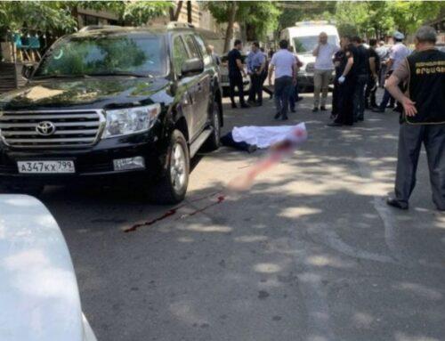 Քյավառցի Ռաֆոն Երեւանի կենտրոնում տեղի ունեցած սպանության գործով տուժող է ճանաչվել