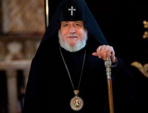 Ամենայն Հայոց Կաթողիկոսը շնորհավորագիր է հղել Իրանի նորընտիր նախագահին