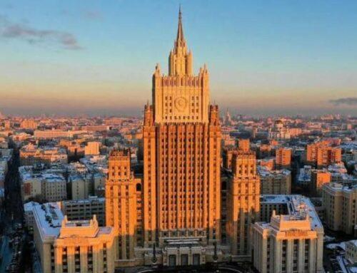 ՌԴ ԱԳ փոխնախարարն ու ՌԴ-ում Ֆրանսիայի դեսպանը քննարկել են ղարաբաղյան հարցը