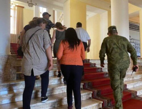 Անհետ կորած զինծառայողների հարազատները կառավարությունում հանդիպում են Նիկոլ Փաշինյանին