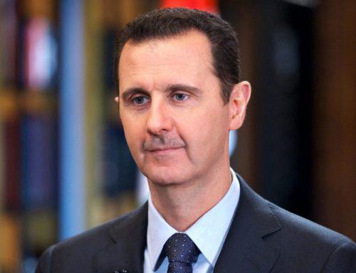 Ասադը շնորհավորել է Իրանի նորընտիր նախագահին և երկկողմ կապերի ամրապնդման հույս հայտնել