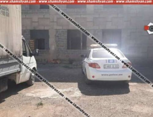 Ողբերգական դեպք` Արարատի մարզում. Վեդու հիվանդանոց է տեղափոխվել 15-ամյա տղայի դի