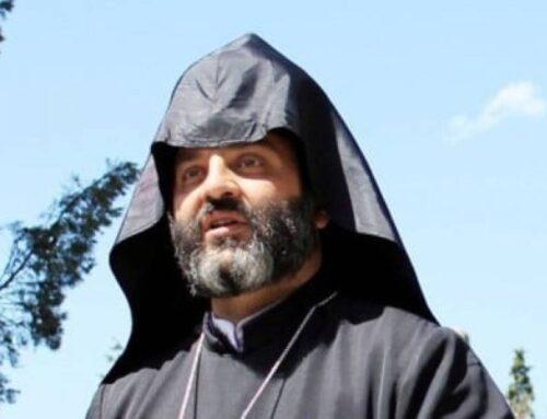 Խորհուրդ կտայի՝ նույն հոխորտանքով, նույն պողպատով խոսեր Ալիեւի եւ մեր թշնամիների մասին․ Բագրատ եպիսկոպոս Գալստանյան
