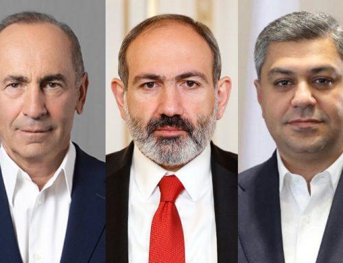 «Հայաստան» դաշինքի օգտին կքվեարկի հարցվածների 28,7 %-ը, «Քաղաքացիական պայմանագիր»-ի օգտին՝ 25,2 %-ը, «Պատիվ ունեմ» դաշինքի օգտին՝ 10,8 %-ը․ «Գելլափ ինթերնեշնլ»-ի հարցումների վերջին տվյալները