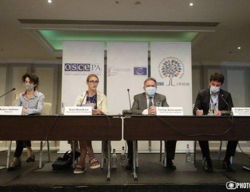ԵԱՀԿ/ԺՀՄԻԳ-ը՝ Հայաստանում. Մենք լսել ենք վարչական ռեսուրսների օգտագործման հետ կապված մեղադրանքների մասին
