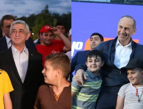 Հրապարակ․ Ռոբերտ Քոչարյանն ու Սերժ Սարգսյանը դուրս են եկել անզիջում պայքարի