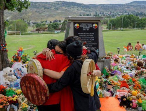 Կանադան պատասխանատվություն է կրում հնդկացի երեխաների նախկին դպրոցի տարածքում 751 գերեզմանի հայտնաբերման համար. Թրյուդո (լուսանկար)