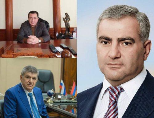 Ադրբեջանը միջազգային հետախուզում է հայտարարել Արա Աբրահամյանի, «Պատրոն Դավոյի» և Սամվել Կարապետյանի նկատմամբ