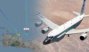 ՆԱՏՕ-ի հետախույզ օդանավը հետևել է Ժնև թռչող Վլադիմիր Պուտինի երկու օդանավերի թռիչքին
