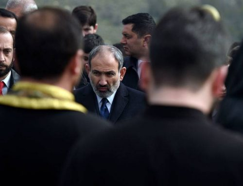 Հայաստանում զինված թիկնազորով գերեզման ու եկեղեցի գնացող միայն մեկ մարդ կա, ու այդ մեկ մարդը Նիկոլ Փաշինյանն է.«168 ժամ»